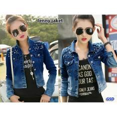Harga Fashion Jaket Jeans Wanita Blazer Wanita Rompi Jeans Wanita Jaket Casual Jaket Jenny Online Dki Jakarta