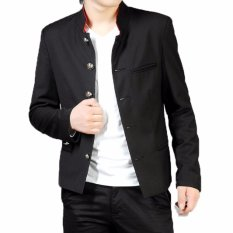 Fashion Japan - Men's Blazer Crows Zero Takiya Genji - Black