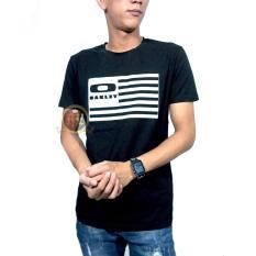 Harga Fashion Kaos Pria T Shirt Import Aoa112775 Hitam Slimfit Lengan Pendek Dki Jakarta