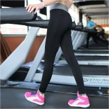 Jual Fashion Ladies Breathable Fitness Stretchy Running Leggings Elastic Sports Yoga Pants Buy 1 Get 1 Free Eye Mask Branded Murah