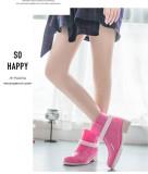 Cara Beli Fashion Martin Rain Boots Wanita Bukti Air Rainshoes Karet Rian Sepatu Merah Muda