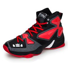 Toko Busana Pria Dan Wanita Sepatu Basket Ankle Boots Anti Slip Outdoor Sport Sneakers Intl Murah Tiongkok