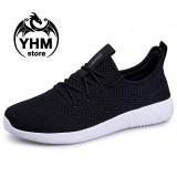 Daftar Harga Fashion Men High Quality Fly Line Lightweight Sport Shoes Fashion Sneakers Running Shoes Intl Oem