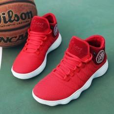 Jual Beli Fashion Men Sneakers Shoes Men Mesh Casual Boot Shoes Cool Outdoor Shoes Intl Baru Tiongkok