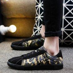 Review Toko Fashion Pria Sneaker Musim Panas Nyaman Fesyen Hitam Intl Online