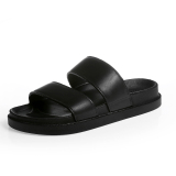 Beli Fashion Musim Panas Dalam Dan Luar Ruangan Non Slip Sandal Dan Sandal Pria Sandal Hitam Sepatu Pria Sepatu Sendal Kredit Tiongkok