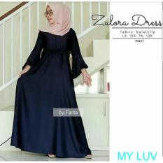 Fashion Muslimah Zalora Dress