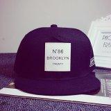Jual Fashion Orang Baru Unisex Bboy Hip Hop Topi Snapback Baseball Cap Disesuaikan Unisex Hitam Internasional Original