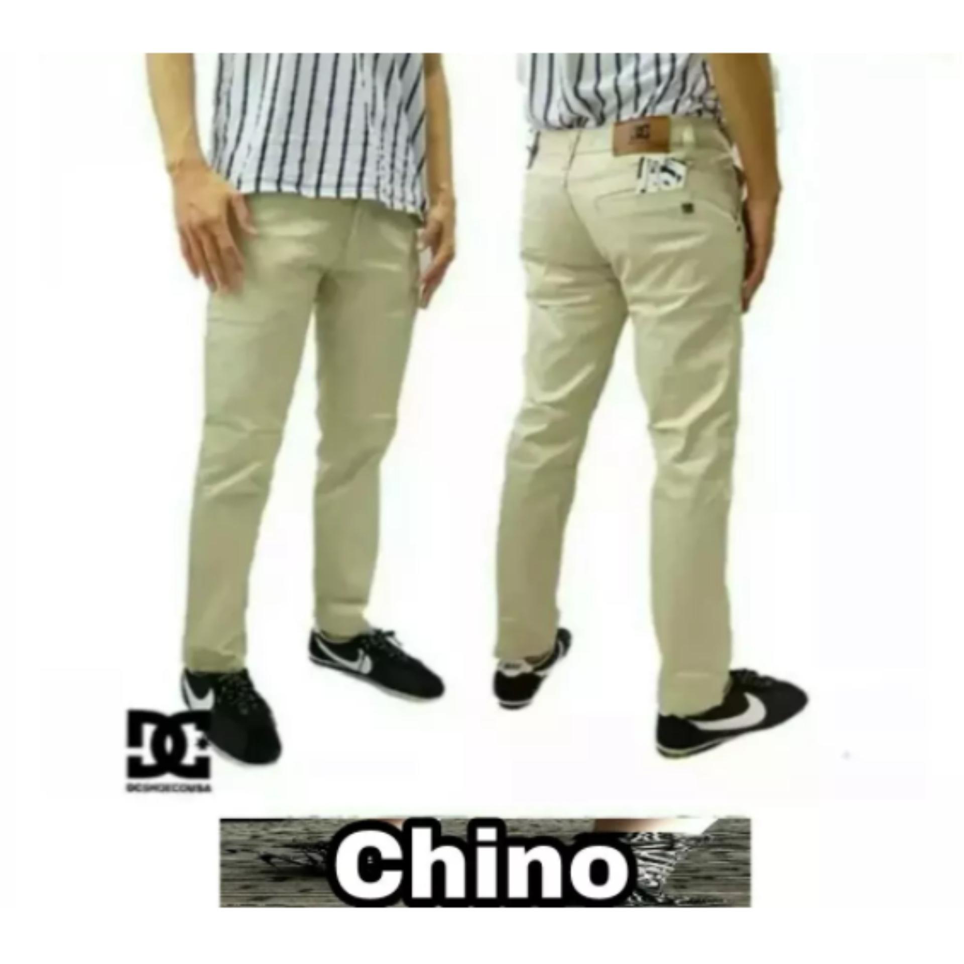 Celana Murah Chino Panjang Coklat Muda Daftar Update Harga Terbaru Lois Jeans Original Pria Cfsk001b Cokelat Tua 30 Fashion Size 27 28 29 31 32 33 34 Hitam Cream