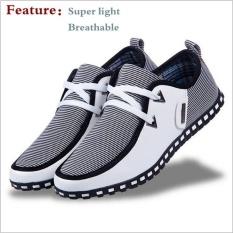 Harga Fashion Sneakers Sepatu Kanvas Untuk Pria Satu Set