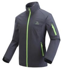 Harga Fesyen Musim Bunga Dan Musim Gugur Pria Terbuka Jaket Penahan Angin Mantel Tahan Air Bernapas Kasual Jaket Pakaian Intl Yang Murah Dan Bagus