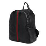 Toko Fashion Wanita Gaya Inggris Backpack Pu Leather Ladies Girls Back Pack Schoolbag Hitam Intl Online