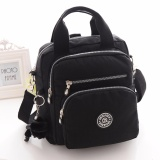 Toko Fashion Wanita Nilon Tahan Air Ransel Multi Function Shoulder Bag Hitam Intl Jinqiaoer Online
