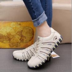 Jual Fashion Women Printing Pelatih Lace Up Nyaman Sport Casual Sneakers Sepatu Intl Not Specified Grosir