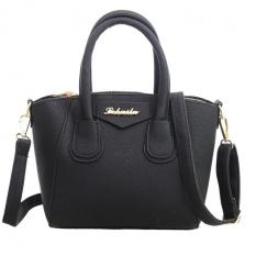 Fashion Wanita Pu Kulit Casing Messenger Bag Hitam Intl Oem Diskon 40