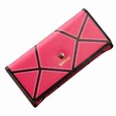 Modis Desain Mahkota Lucu Bekas LADIES Dompet-Hot Pink-Intl