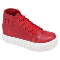 Fashionisia Sepatu Boots Anak Perempuan 164 - Merah