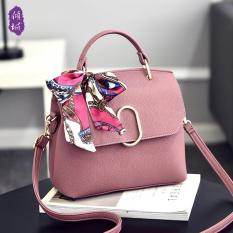 Fashionity Dealova Pink 0200 With Free Scarf Tas Wanita Asli