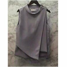 Spesifikasi Fashionshop Blouse Fz Ab Baju Wanita Blouse Korea Atasan Wanita Baju Formal Kemeja Wanita Kemeja Formal Atasan Muslim Kemeja Cewek Tunik Blouse Sabrina Baru