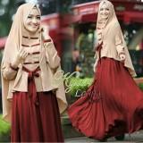 Beli Fashionshop Hijab Lamina Syari Maroon Dress Muslimah Hijab Muslim Gamis Syari Baju Muslim Fashion Muslim Fashion Maxi Setelan Muslim Hijab Wanita Gamis Wanita Jilbab Instan Kebaya Baju Wanita Baru