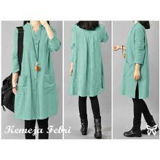 Fashionshop Kemeja Wanita Tunik Wanita Sister / Baju Wanita / Blouse Korea / Atasan Wanita / Baju Formal / Kemeja Wanita / Kemeja Formal / Atasan Muslim / Dress Muslim / Fashion Muslim / Gaun Muslim / Gamis Wanita / Hijab Muslim/ Gamis Murah