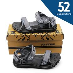 Faster Sandal Gunung Pria Cartenz 02 (2 In 1 Model) – Grey Size 39/43