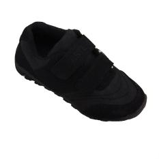 Promo Toko Faster Sepatu Sekolah Anak Laki Laki Sch**l 06 Hitam