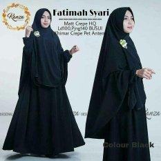 Fatimah Syari Black