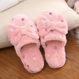 Spesifikasi Favolook Wanita Fashion Ikatan Simpul Sandal Kamar Tidur Rumah Sepatu Sandal Pink Ukuran 40 41 Intl Murah Berkualitas