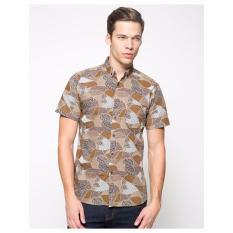 Katalog Fbw Clifton Batik Shirt Cokelat Terbaru