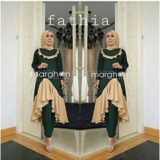 FC Fathia Syari 3In1set Banyak Warna
