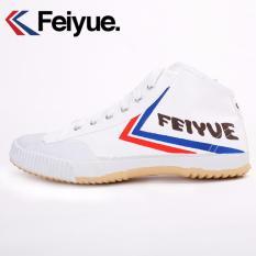 Spesifikasi Feiyue Europe Edition Klasik Olahraga Menjalankan Sepatu Putih Intl Yang Bagus Dan Murah