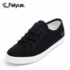 Harga Feiyue Sepatu Feiyue Klasik Korea Versi Kecil Hitam Sepatu Sneakers Pria Dan Wanita Hitam Intl Feiyue Ori
