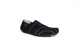 Beli Sepatu Pria Mocas Slip On Black Hitam