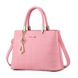 Beli Tas Wanita 2017 Baru Tas Wanita Tide Cool Suasana Gaya Fashion Handbags Messenger Top Handle Bags Pink Intl Online Murah