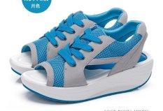 Harga Perempuan Bernapas Mesh Sepatu Wanita Olahraga Sandls Branded