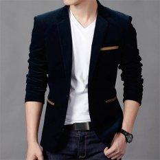 Harga Hemat Fesyen Zone Blazer Brownstone Hitam