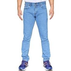 FF Celana Jeans Panjang Pria Wrangler Hight Quality [Light Blue]