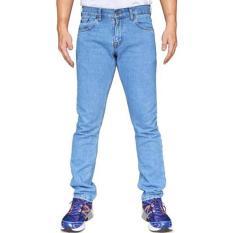 Review Toko Fg Celana Jeans Panjang Pria Light Blue