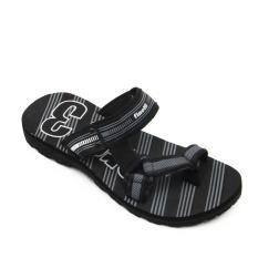 Finotti Sandal Gunung Pria Jordi 3 - Black/Grey Size 38-43