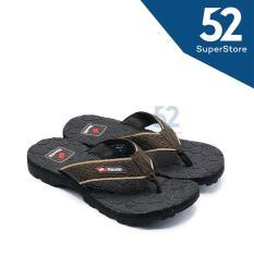 FINOTTI Sandal Gunung Pria New Alpen 03 - Brown Size 38/42