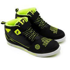 Ulasan Mengenai Finotti Sepatu Formal Sekolah Anak Laki Laki J Bieber Zero Black Green