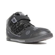 Toko Finotti Sepatu Sekolah J Bieber Zero Black Grey Termurah
