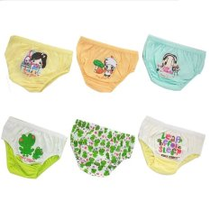 Jual Finy Girls Value Pack Celana Dalam Anak Perempuan Girls Leap Before Sleep 6 Pcs Banten
