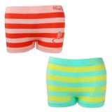 Finy Teens Celana Dalam Anak Perempuan Remaja Stripes 01 2 Pcs Original