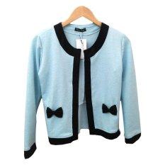 Katalog Fiore Shope Pita Blazer Biru Terbaru