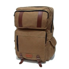 Promo Firefly Gunner Canvas Backpack Vintage Laptop Bag Firefly Bag