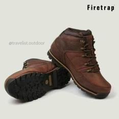 Firetrap Rhino Boots Crazy / Sepatu Gunung/Sepatu Safety/Sepatu Kulit