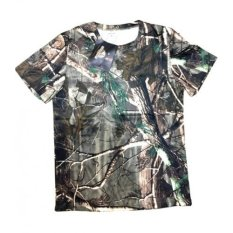 Fisher T Shirt Kaos Fishermen - Camo