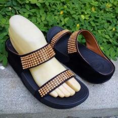 Fitflop / Sandal Fitflop / Sendal Fitflop / Fitflop Lulu Slide - 39A5B3